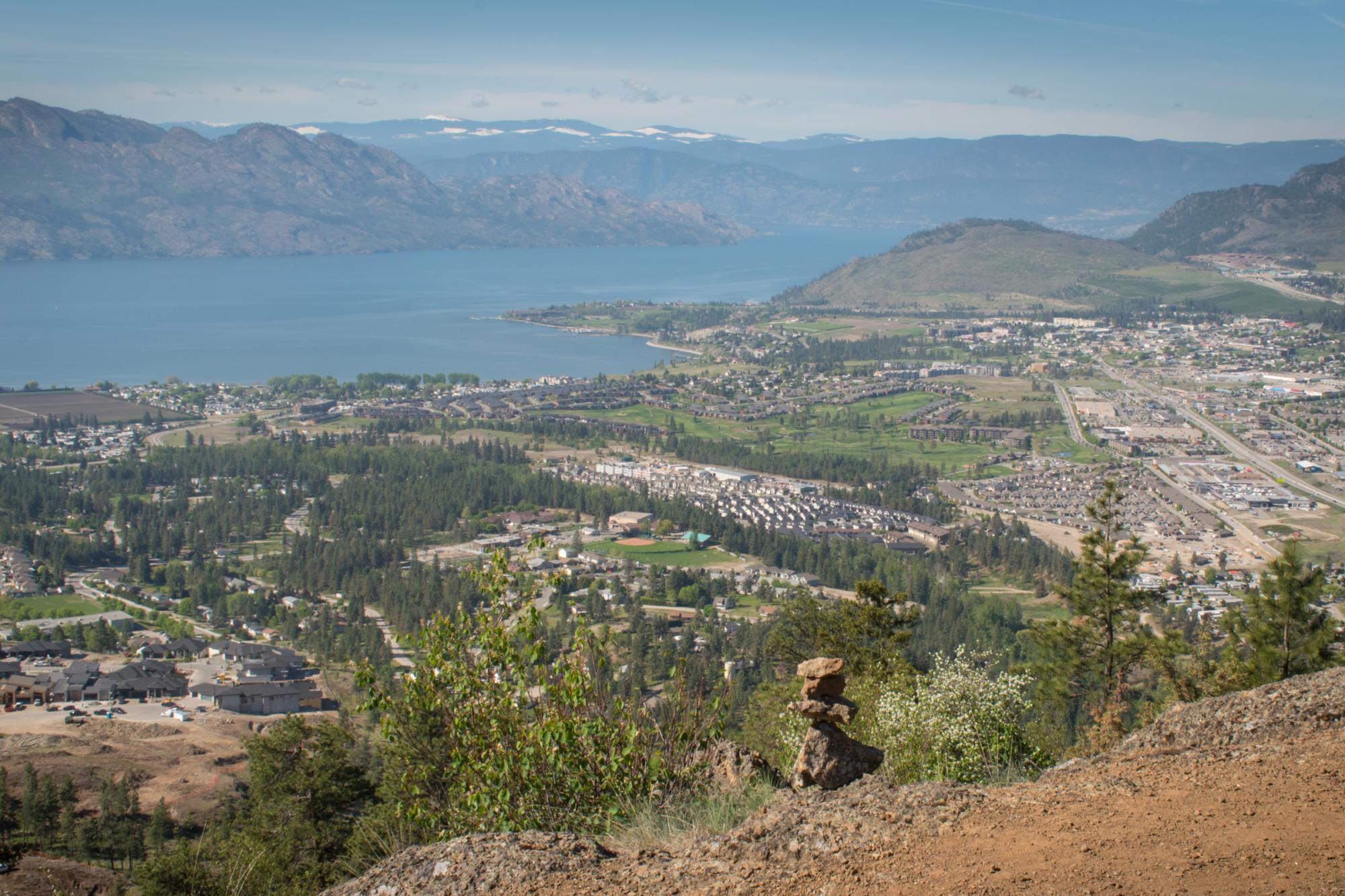 Hiking in Kelowna