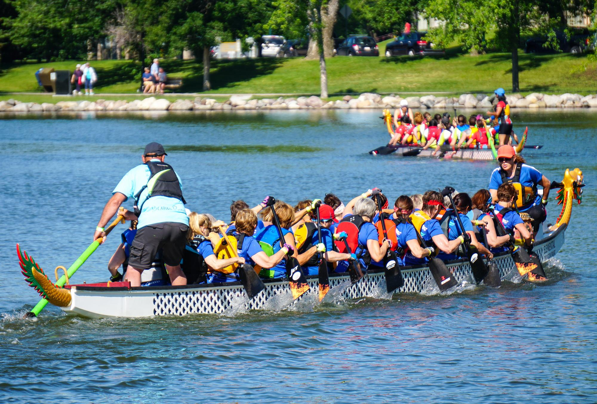 Dragonboat Lethbridge