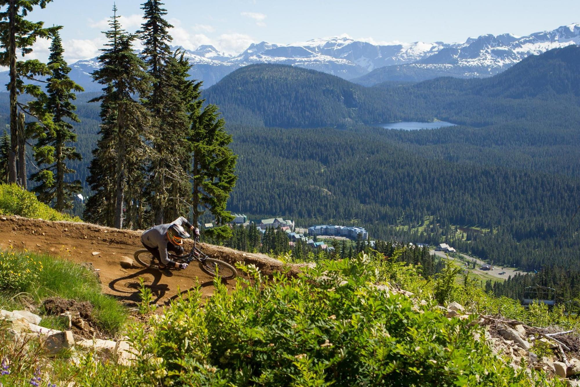 Mount Washington Biking