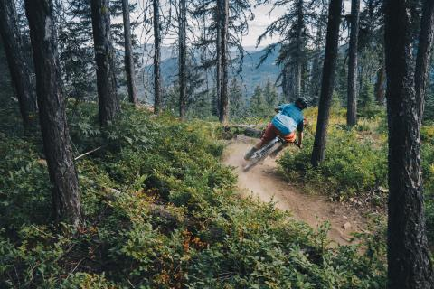Rossland Mountain Biking