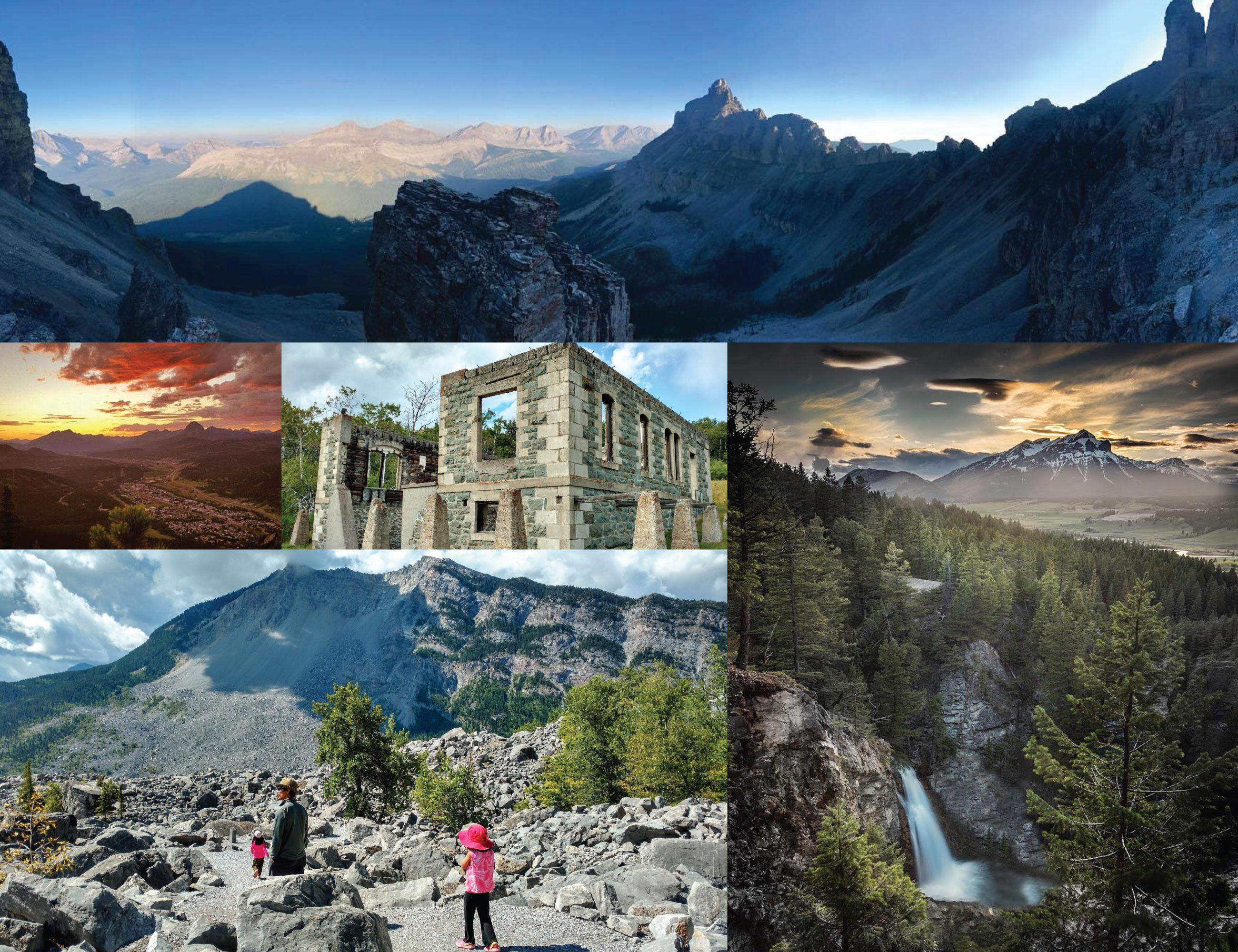 Top Hikes in Crowsnest Pass